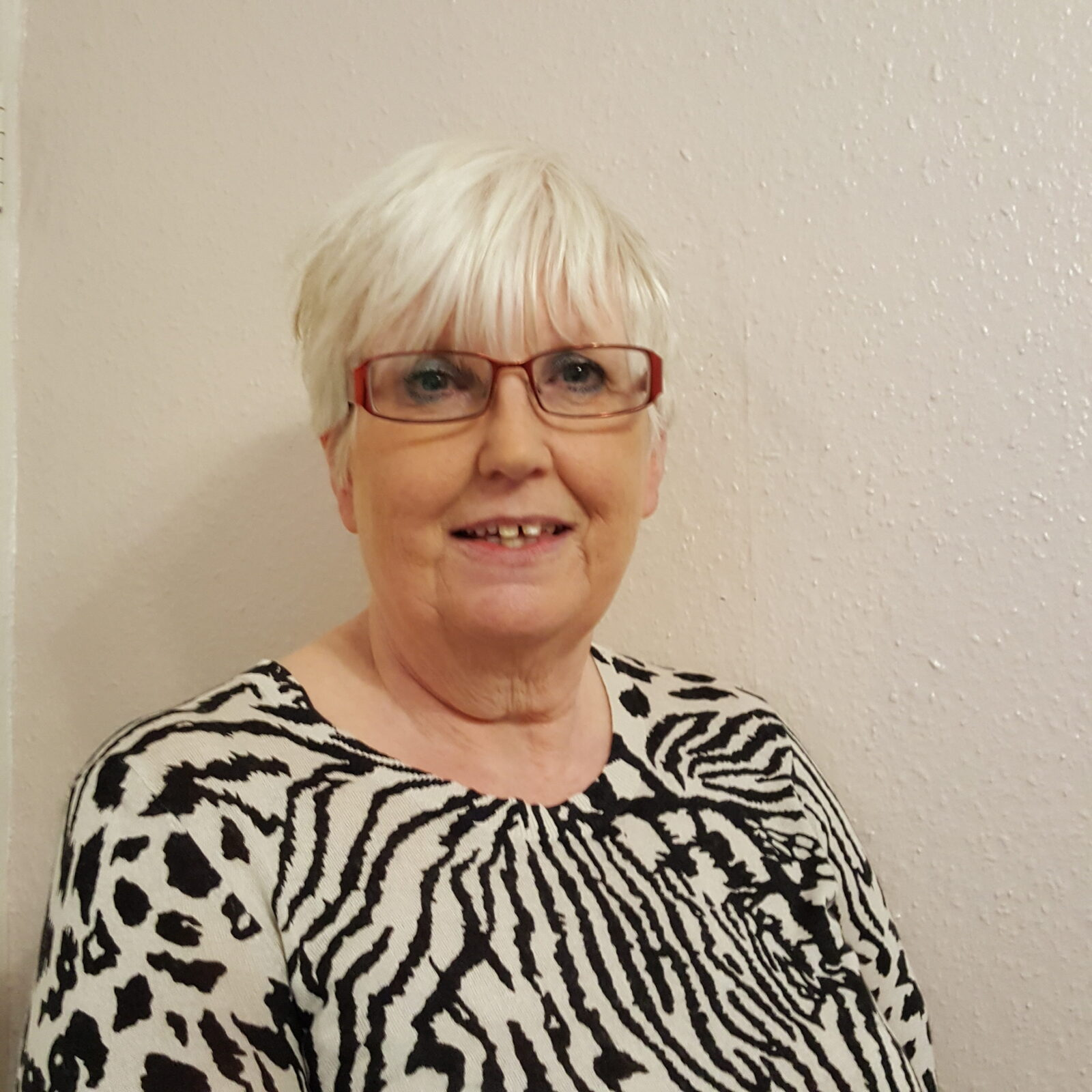 Councillor of Staveley-in-Cartmel Parish Council, Cllr Dot Crabtree